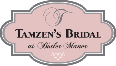 Tamzen's Bridal at Butler Manor Retina Logo