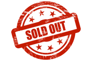 Image result for sorry sold out