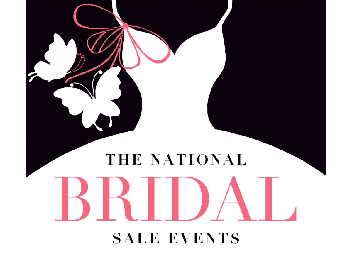 The National Bridal Logo